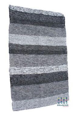 Jarapa de pelo corto tonos grises