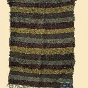 Jarapa Alpujarreña tonos marrones