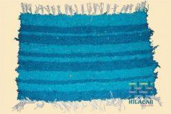 jarapa de baño azul