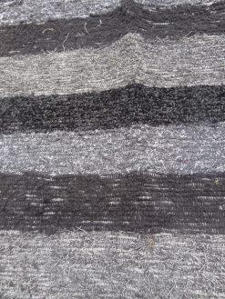 Jarapa alpujarreña tonos grises