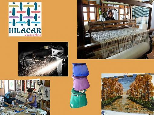 Artesania y artesanos de la Alpujarra