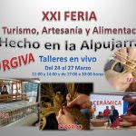 Feria – Hecho en la Alpujarra