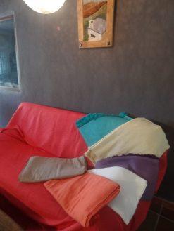 Multiusos cubre sofá y cubre cama
