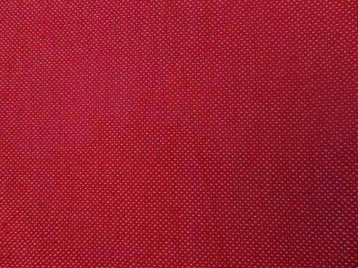 Cubre sofá rojo