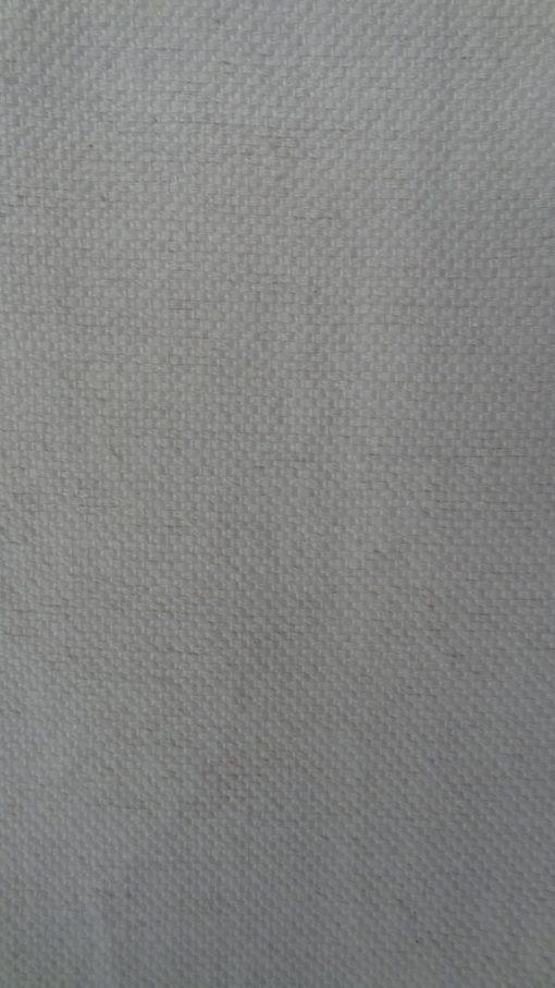 cubre sofá blanco
