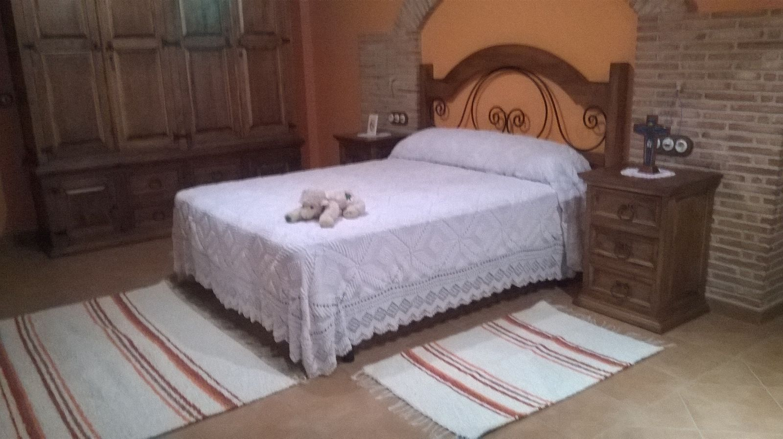 Jarapa, alfombras artesanas alpujarreñas