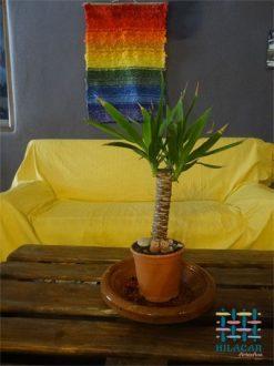 Tapiz de la bandera Gay