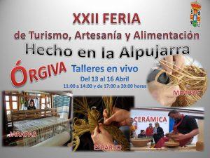 Feria Hecho en La Alpujarra