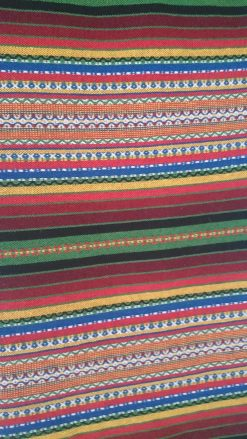 Cortinas Alpujarreña colorines