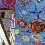 Proyecto de Urban Knitting en Pampaneira