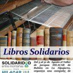 Libros Solidarios ,Solidarity books Livres Solidaires Solidaritätsbücher