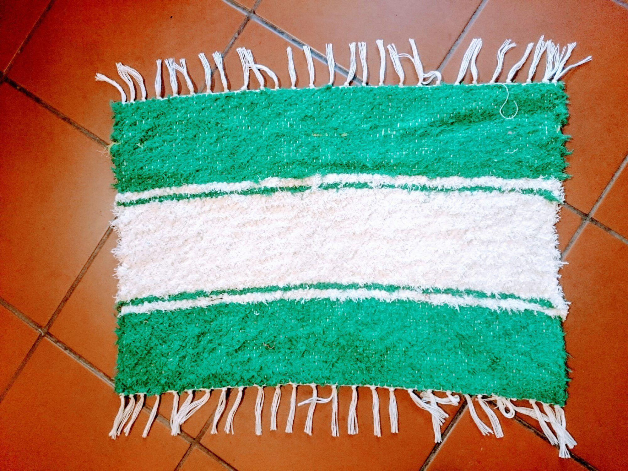 Japara con los colores de Andalucía