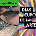 Jarapas en Dias Europeos de Artesanía