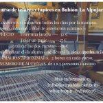 Curso de tapices y telares en Bubión La Alpujarra.