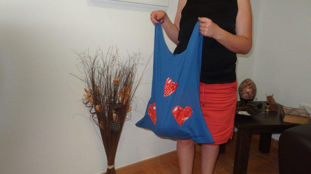 Eco bolsas solidarias Ondine bolsas recicladas