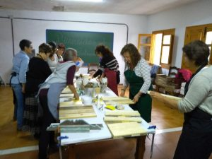 Día mundial de limpieza de monte en La Alpujarra