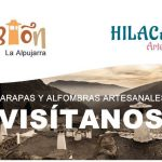 Jarapas Hilacar y La Alpujarra, destino perfecto para el puente de Andalucía.