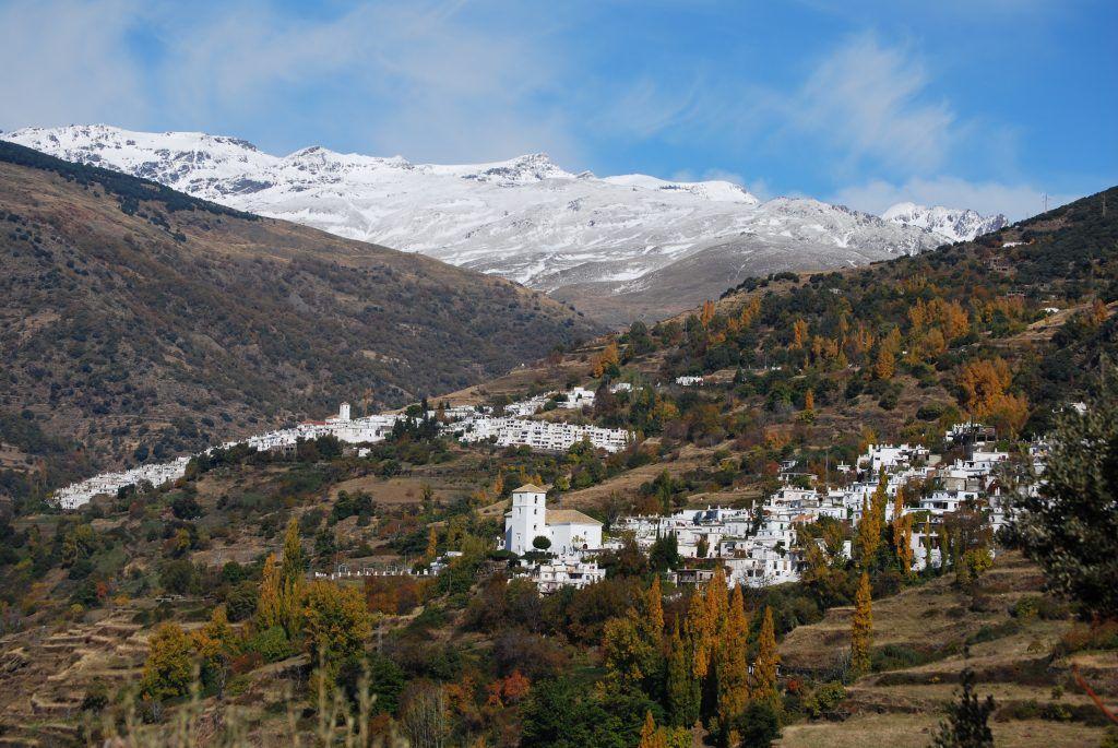 Bubion slow, Sierra Nevada Alpujarra