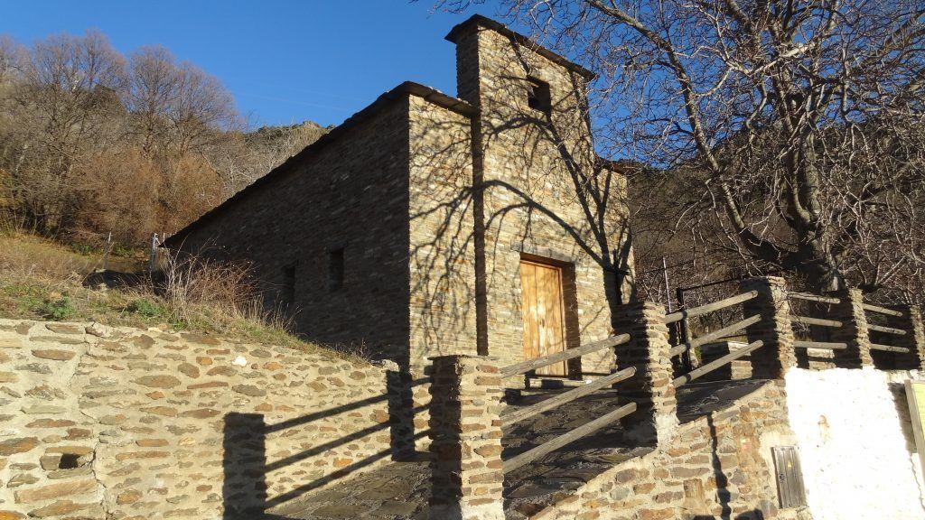 La Ermita de San Antonio Bubion La Alpujarra