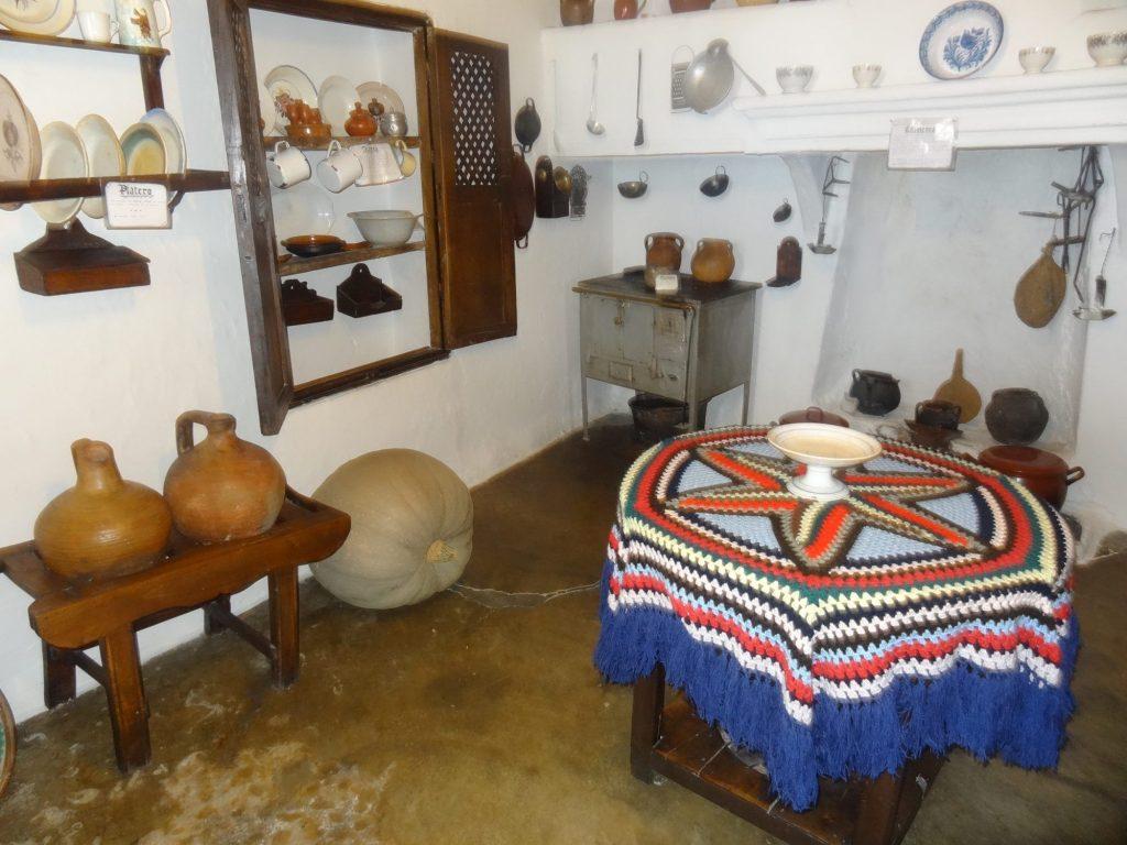 Museo Casa Alpujarreña en Bubión