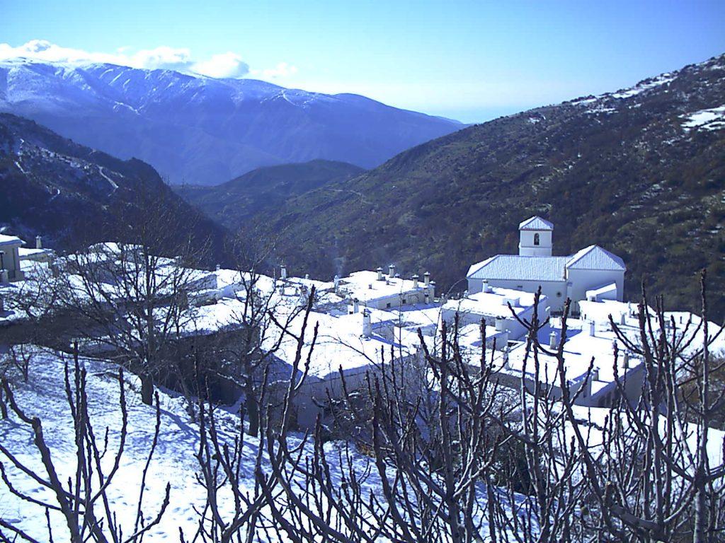 Bubión La Alpujarra Granada