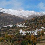 Sitios para visitar en la alpujarra de Granada en 1 dia.