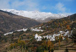 Bubión, Capileira y Sierra Nevada