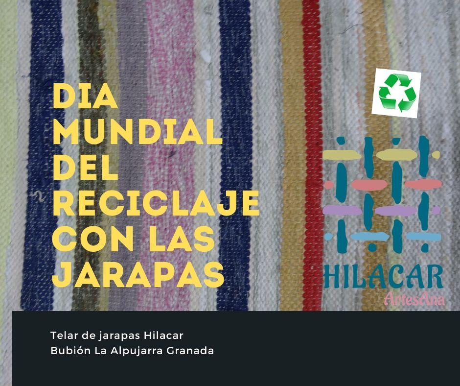 Dia Mundial del reciclaje con las jarapas