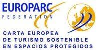 Logo Carta Europea de Turismo Sostenible en Espacios Protegidos