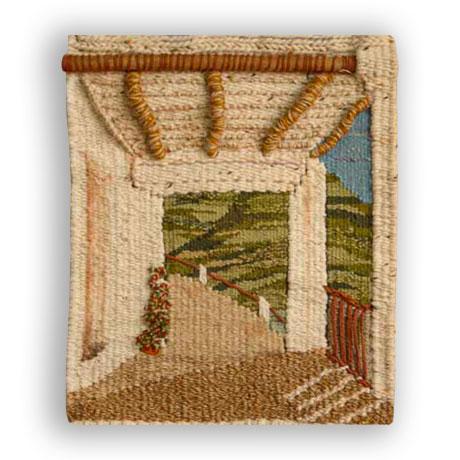 Como hacer tapices artesanales